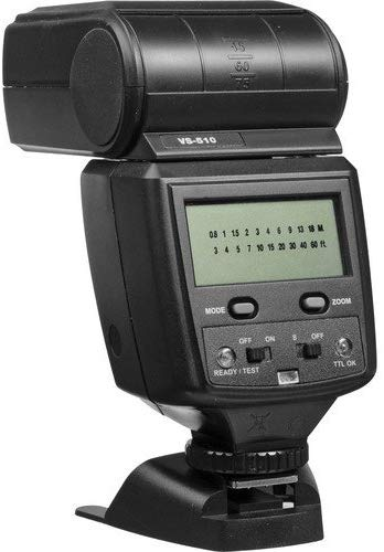 Bolt VS-510N Wireless iTTL Shoe Mount Flash