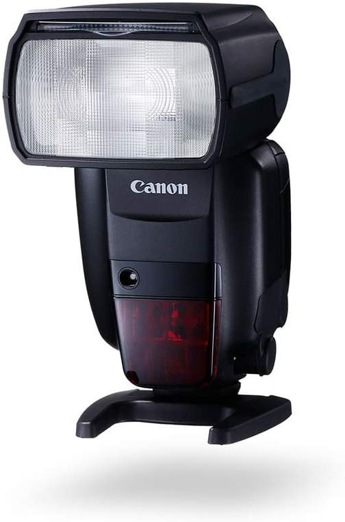 Canon Speedlite Flash 600EX II RT Black