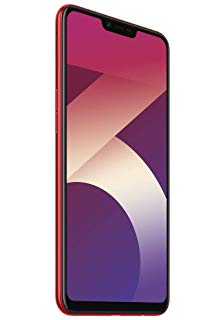 Oppo A3S Dual SIM - 16GB, 2GB RAM, 4G LTE, Red