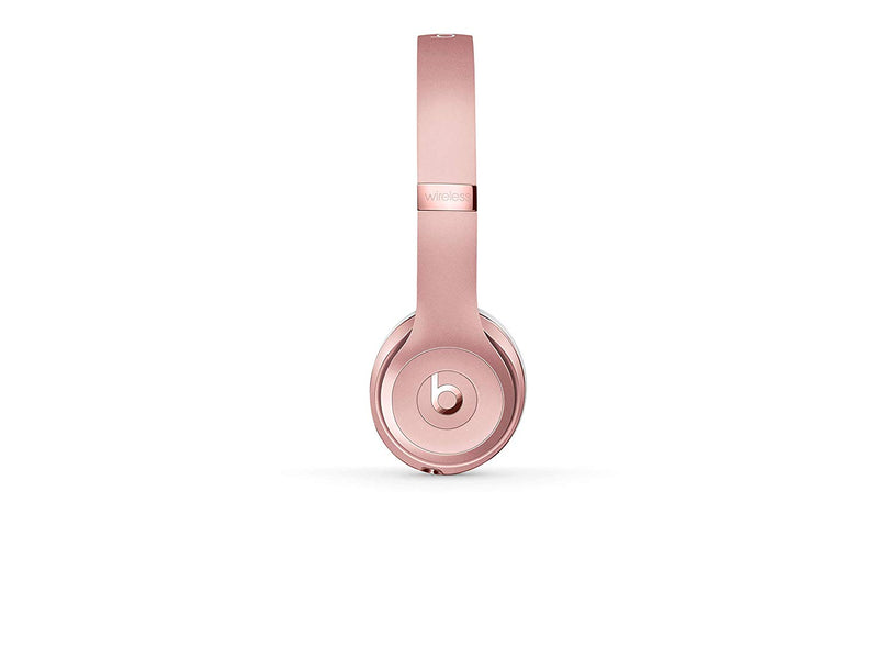 Beats Solo3 Wireless On-Ear Headphones - Rose Gold, Mnet2Zm/A
