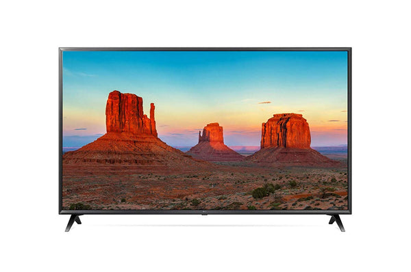 LG 55 Inch 4K Ultra Hd Led Smart Tv With Built In Receiver - Black, 55Uk6300Pvb