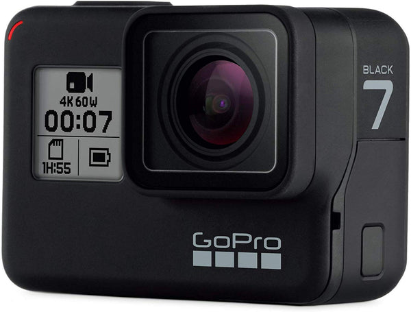 GoPro Hero7 Black With Travel Kit Bundle