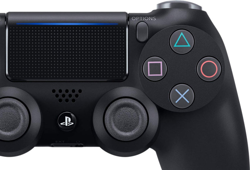 Sony PS4 Dualshock 4 Controller, Black (Official Version)