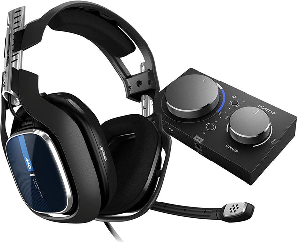 A40 TR Headset + Mix Amp Pro TR for PS4, Switch, Mac & Windows