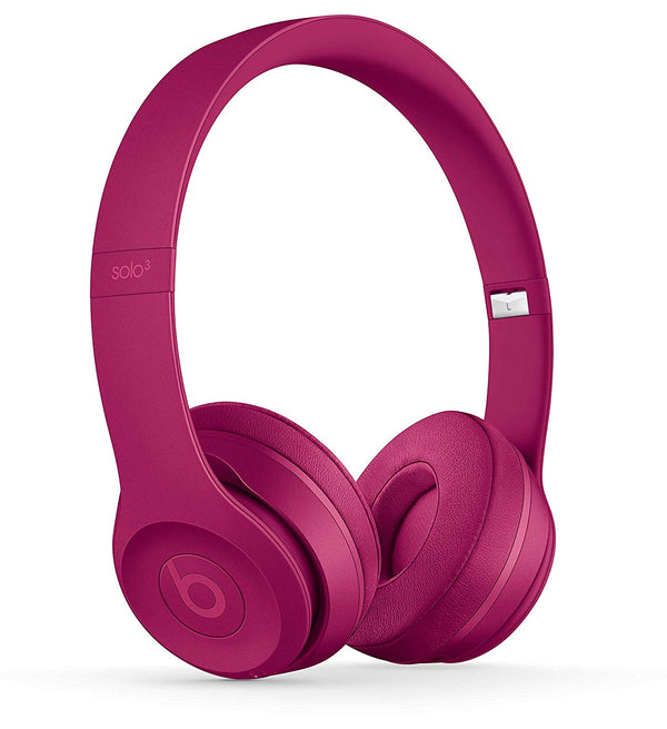 Beats Solo3 Wireless On-Ear Headphone - Brick Red (Mpxk2Pa/A)