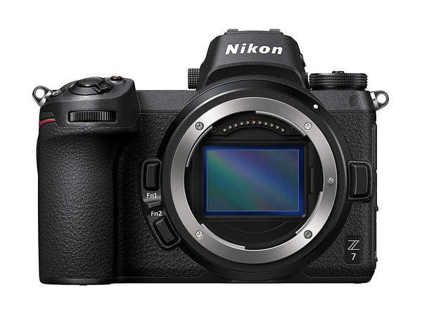 Nikon Z7 FX-Format Mirrorless Camera Body (Black)