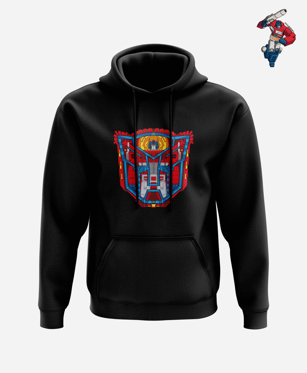 Transformers Optimus Prime Special Edition Hoodie