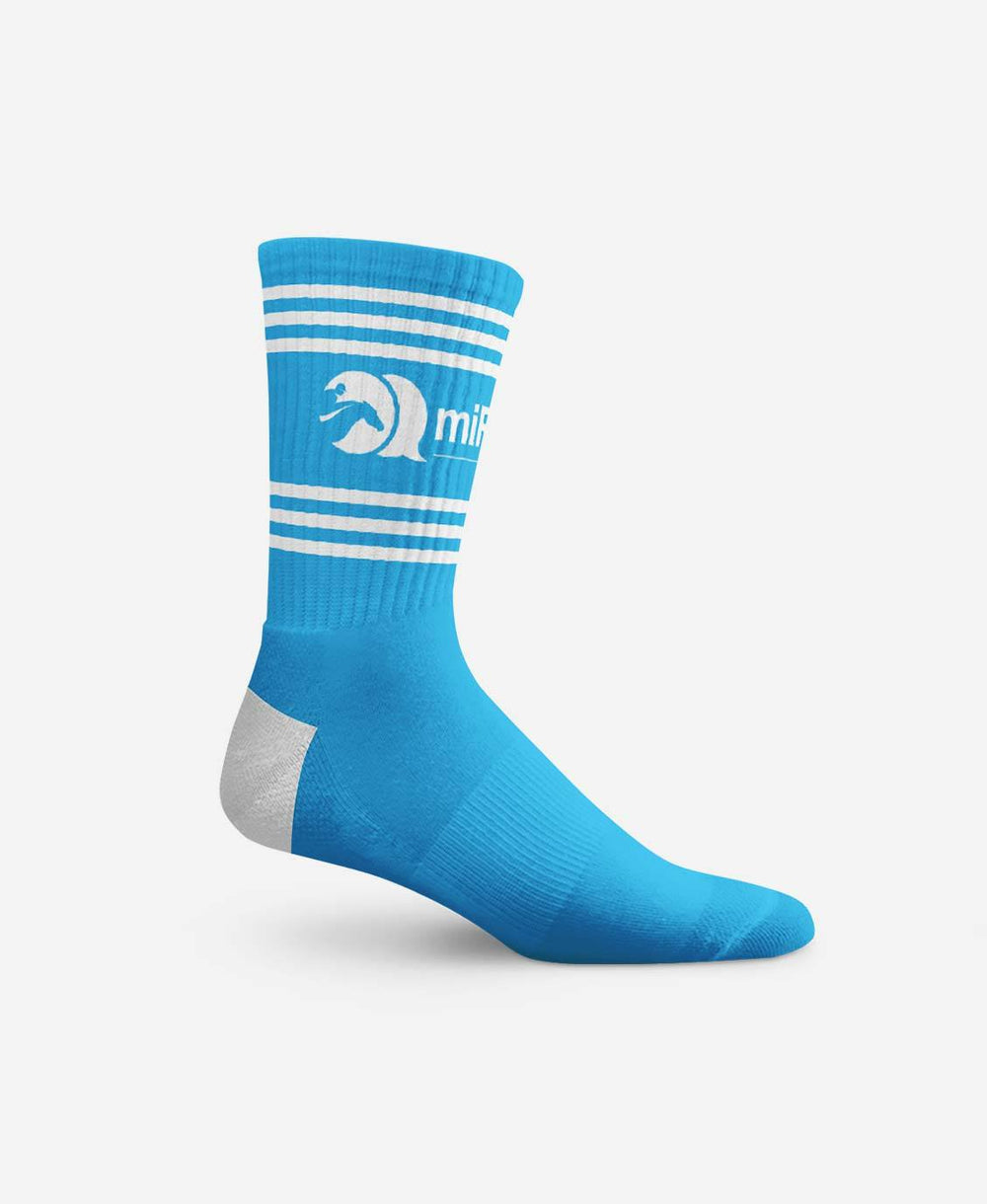 60% off Socks - Sky Blue