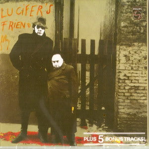 Album Cover of Lucifer's Friend - Lucifer's Friend  + Bonus