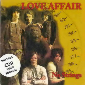 Album Cover of Love Affair - No Strings + Bonus