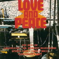 Album Cover of V.A. - Love  And Peace 1970