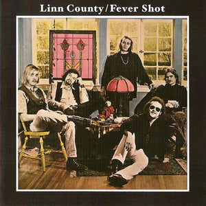 Album Cover of Linn County - Fever Shot