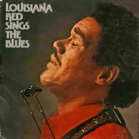 Album Cover of Louisana Red - Louisiana Red Sings The Blues
