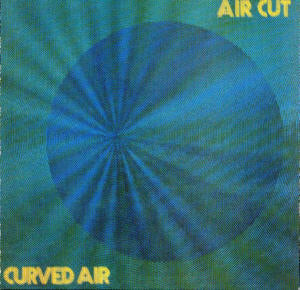Album Cover of Curved Air - Air Cut