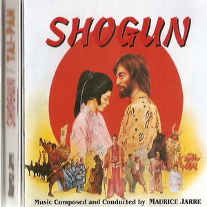 Album Cover of Jarre, Maurice - Shogun / Tai-Pan (2 Scores on 1 CD)