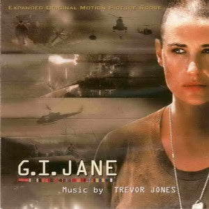 Album Cover of Jones, Trevor - G.I.Jane / Runaway Train (2 Original Motion Picture Scores on 1 CD)