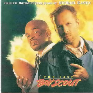 Album Cover of Kamen, Michael - The Last Boy Scout / The Krays (2 Original Motion Picture Scores on 1 CD)