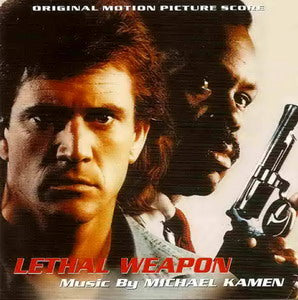 Album Cover of Kamen, Michael - Lethal Weapon / Mona Lisa / The Next Man (3 Scores on 1 CD)