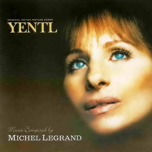 Album Cover of Legrand, Michael - Yentl / Nuts (Original Motion Picture Score CD)