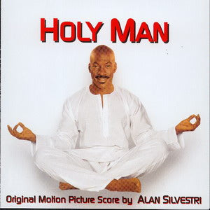 Album Cover of Silvestri, Alan - Holy Man (Original Motion Picture Score)