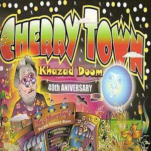 Album Cover of Khazad Doom - Cherry Town (LP)