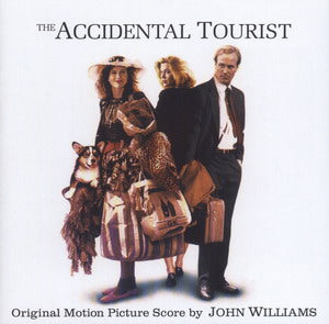 Album Cover of Williams, John - The Accidental Tourist / Stanley & Iris (2 Scores on 1 CD)