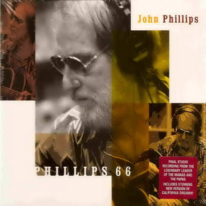 Album Cover of Phillips, John (Mama's and the Papa's) - Phillips 66  (Digipak)