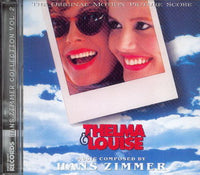 Album Cover of Zimmer, Hans - Thelma & Louise / Invincible (2 Scores on 1 CD)