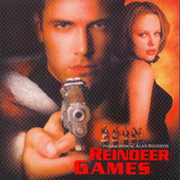 Album Cover of Silvestri, Alan - Reindeer Games (Original Motion Picture Score CD)