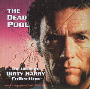 Album Cover of Schifrin, Lalo - Dirty Harry Collection / Dead Pool
