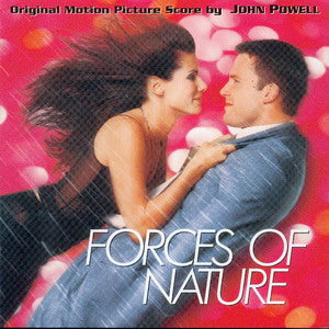 Album Cover of Powell, John - Forces of Nature / The Adventure of Pluto Nash (Score CD)