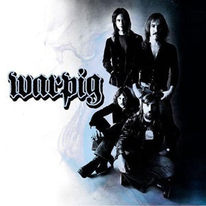 Album Cover of Warpig - Warpig  (Vinyl-Reissue)