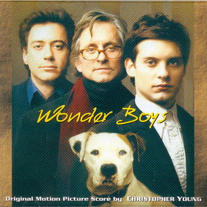 Album Cover of Young, Christopher - Wonder Boys / The Devil and Daniel Webster (2 Motion Picture Scores on 1 CD)