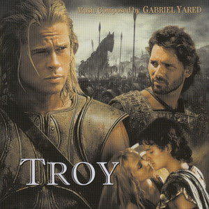 Album Cover of Yared, Gabriel - Troy