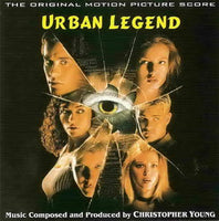 Album Cover of Young, Christopher - Urban Legend / Tales from the Hood (2 Motion Picture Scores on 1 CD)