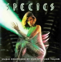 Album Cover of Young, Christopher - SPECIES & SPECIES 2 - Expanded Edition