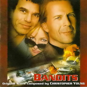 Album Cover of Young, Christopher - Bandits / Set it off (2 Motion Picture Scores on 1 CD)