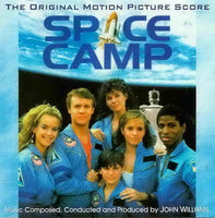 Album Cover of Williams, John - Space Camp / Yes, Giorgio (2 Scores on 1 CD)