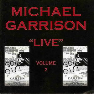 Album Cover of Garrison, Michael - Live Volume 2