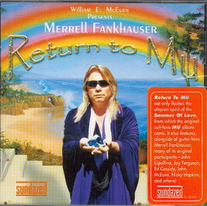 Album Cover of Fankhauser, Merrell - Return To MU