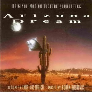 Album Cover of Bregovic, Goran - Arizona Dream (Original Motion Picture Soundtrack) feat. Iggy Pop