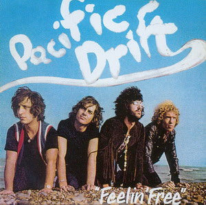 Album Cover of Pacific Drift - Feelin' Free
