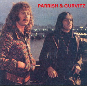 Album Cover of Parrish & Gurvitz - Parrish & Gurvitz