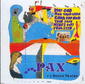 Album Cover of Pax - Pax + 7 Bonus