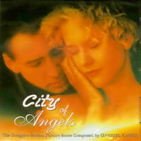 Album Cover of Yared, Gabriel - City of Angels (Motion Picture score CD)