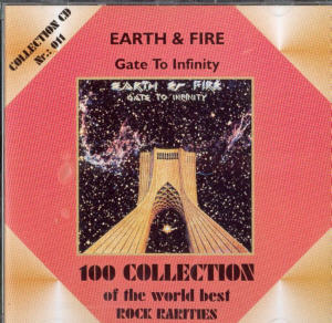 Album Cover of Earth & Fire - Gate To Infinity