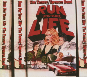 Album Cover of Tarney / Spencer Band , The - Run For Your Life + 4 Bonus  (Digipak)