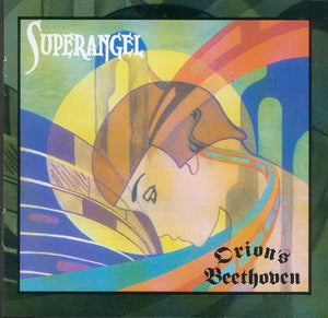 Album Cover of Orion's Beethoven - Superángel + Bonus