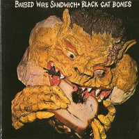 Album Cover of Black Cat Bones - Barbed Wire Sandwich