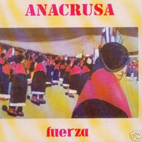Album Cover of Anacrusa - Fuerza